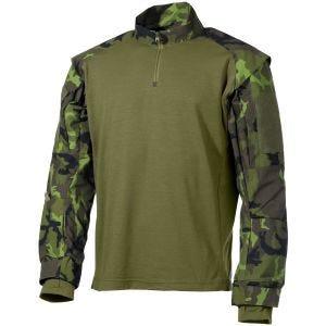Camisa táctica MFH US en Czech Woodland