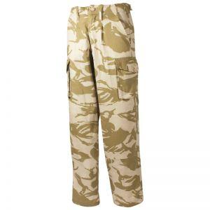 Pantalones Mil-Com Soldier 95 Combat en DPM Desert