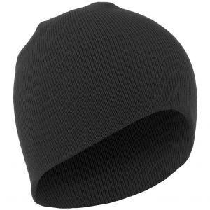 Gorro Mil-Tec de acrílico en negro