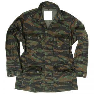 Camisa de combate Mil-Tec BDU en Tiger Stripe
