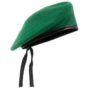Boina Mil-Tec en verde