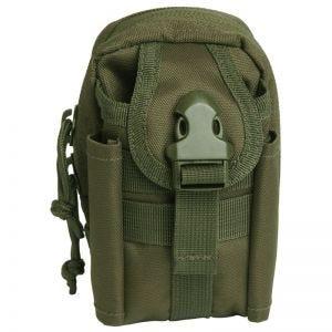 Bolsa para cinturón Mil-Tec Commando en verde oliva
