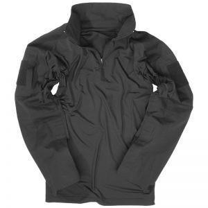 Camisa de combate Mil-Tec en negro