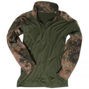 Camisa de combate Mil-Tec en Flecktarn