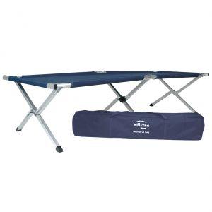 Cama portátil de estilo EE.UU. Mil-Tec 190 x 65 cm en azul