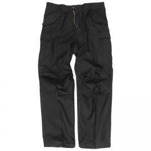 Pantalones Mil-Tec M65 en negro