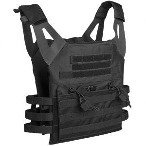 Chaleco portaplacas Mil-Tec Gen II en negro