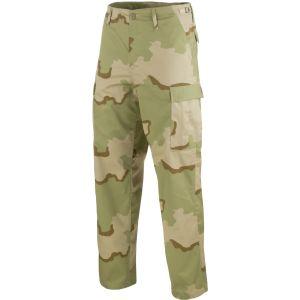 Pantalones Mil-Tec BDU Ranger Combat en Desert 3 Colores