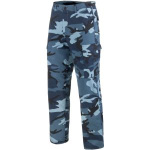 Pantalones Mil-Tec BDU Ranger Combat en Skyblue