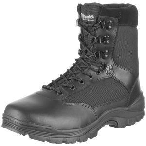 Botas de combate Mil-Tec SWAT en negro