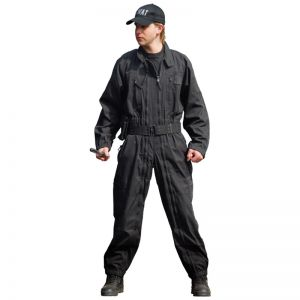 Mono Mil-Tec SWAT en negro