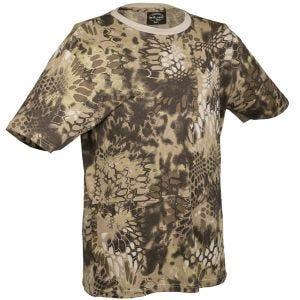 Camiseta Mil-Tec en Mandra Tan
