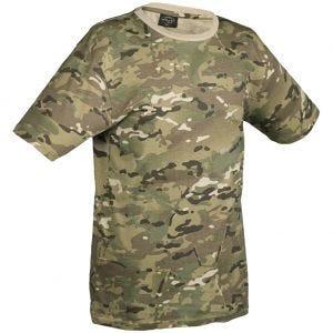 Camiseta Mil-Tec en Multitarn
