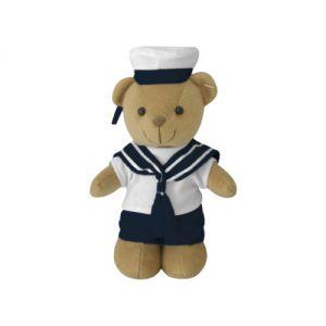 Osito de peluche Mil-Tec vestido de marine
