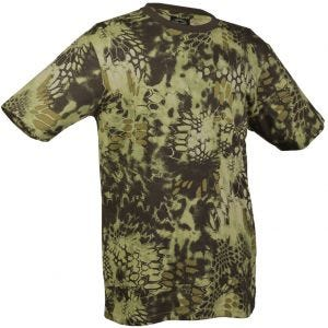 Camiseta Mil-Tec en Mandra Wood
