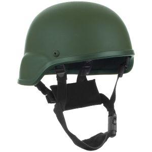 Casco de combate Mil-Tec US M.I.C.H. en verde oliva