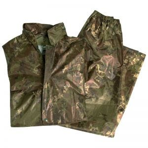 Traje impermeable Mil-Tec en Vegetato Woodland
