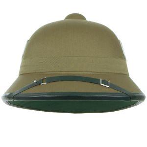 Casco tropical Mil-Tec Wehrmacht con gafas