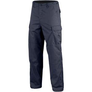 Pantalones de combate Mil-Tec BDU en Navy Blue