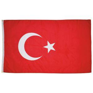 Bandera de Turquía Mil-Tec de 90 x 150 cm