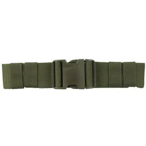 Hebilla de liberación rápida Mil-Tec Army de 50 mm para cinturón en verde oliva