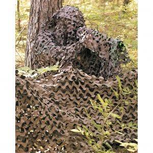 Red de camuflaje Camosystems en Woodland de 3 x 2,4 m
