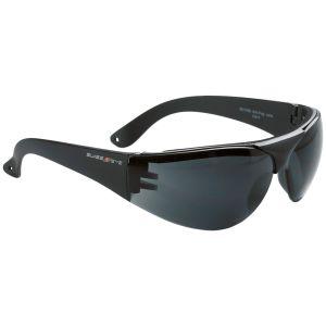 Gafas Swiss Eye Outbreak Protector con montura negra y lentes ahumadas