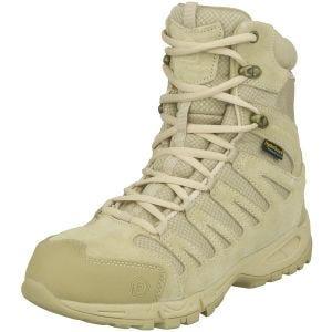 Botas de senderismo Pentagon Achilles de 20,3 cm de caña en Desert Tan