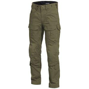 Pantalones de combate Pentagon Wolf en Ranger Green