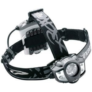Linterna frontal Princeton Tec Apex LED con carcasa en negro