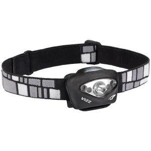 Linterna frontal Princeton Tec Vizz Led con carcasa en negro