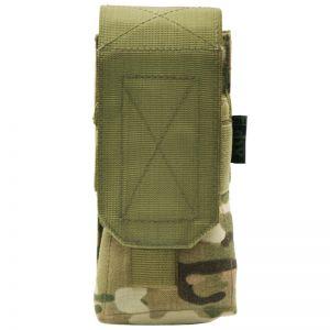 Portacargador individual Pro-Force M4/M16 con sistema MOLLE en MultiCam