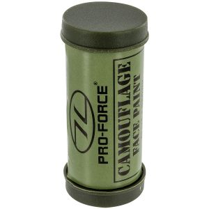 Pintura facial Pro-Force GI en verde oliva/Brown Camo