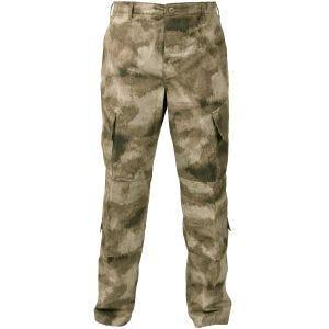 Pantalones de Ripstop de polialgodón Propper ACU en A-TACS AU