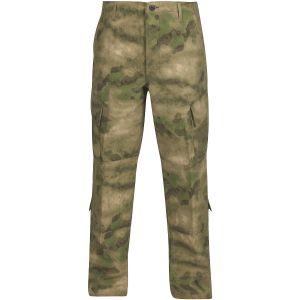 Pantalones de Ripstop de polialgodón Propper ACU en A-TACS FG