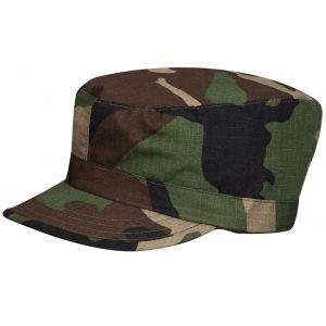 Gorra militar de algodón Propper BDU en Woodland