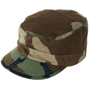 Gorra militar de polialgodón Propper BDU en Woodland