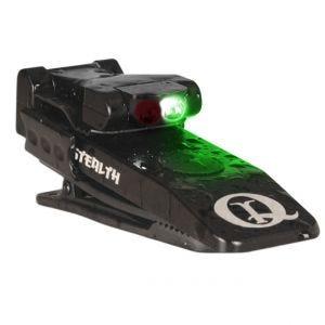 Linterna LED QuiqLite Stealth IR / NVG en verde