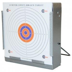Cazabalines / soporte para dianas de tiro SMK 14 x 14