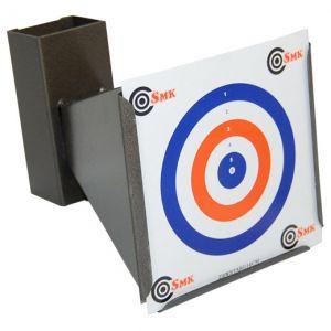 Cazabalines / soporte para dianas de tiro SMK Trumpet 14 x 14