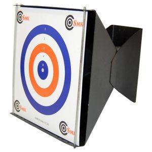 Cazabalines / soporte para dianas de tiro SMK Trumpet 17 x 17