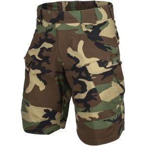 "Pantalones cortos Helikon Urban Tactical 11"" en negro"