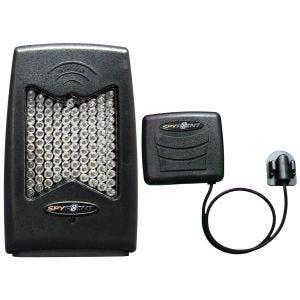 Amplificador IR inalámbrico SpyPoint en negro