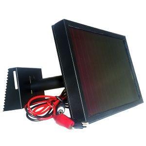 Panel solar SpyPoint SP-12V en negro