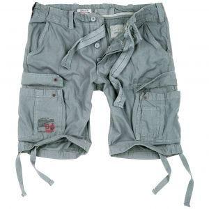 Pantalones cortos Surplus Airborne Vintage en gris