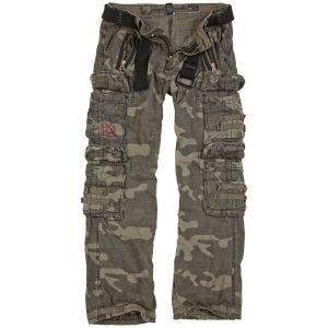 Pantalones Surplus Royal Traveler en Royal Camo