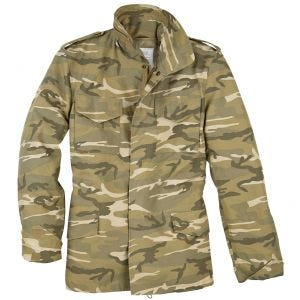 Chaqueta Surplus US M65 en Desert Light