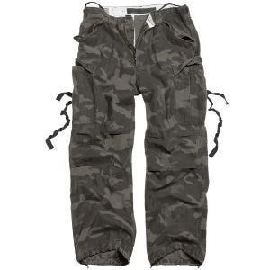 Pantalones de trabajo Surplus Vintage en Camo