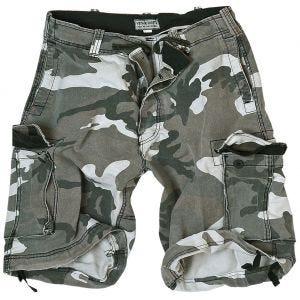 Pantalones cortos Surplus Vintage lavados a la piedra en Urban