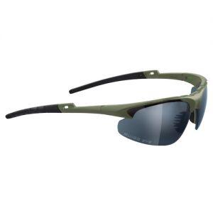 Gafas Swiss Eye Apache con montura en verde oliva